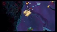 【胖龙解说】【iOS】雷曼丛林探险 全精灵收集 第二章-飞行