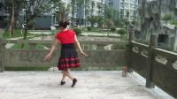 兰澜广场舞 幸福爱河