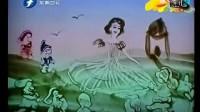 圣彩沙画《白雪公主》
