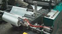 HSDF-1100 One Layer Plastic Bag-on-roll Making Machine