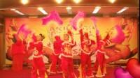 美久广场舞--开门红.舞台表演版