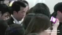 100623 金浦机场回国 - 神情很迷蒙很美好 金在中 JYJ 【YUN】