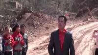 陕西吴堡县:纪念毛主席东渡黄河64周年活动