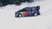 WRC Sweden 2017 世界拉力锦标赛 瑞典站 by DJI 大疆呈现