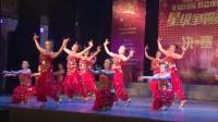 印度风情广场舞《火红的玫瑰》