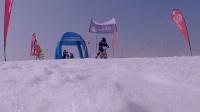 大雪空降帝都,萌娃速递温情——首届儿童雪地平衡车开赛