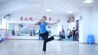 吴晓玲老师的舞蹈;土家绣女