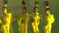 女子古典舞《敦煌壁影》