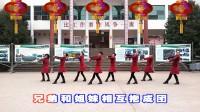 河边快乐健身广场舞  集体版 《大团圆》编舞 莉莉 舞曲 缘来有约