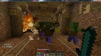 Minecraft(灰兔体验)Gold Rush黄金保卫战第二期