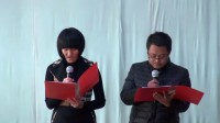济南仲宫教会盛福基督教堂圣诞敬拜赞美表演