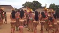 非洲部落音乐舞蹈仪式