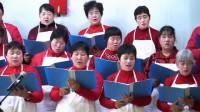 盛福基督教堂伙房组圣诞敬拜赞美表演