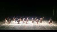 现代舞基训组合:卷珠帘