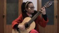 怀化古典吉他 雷吉那尼随想曲11号 欧阳霖11岁
