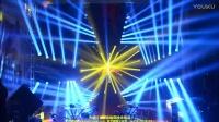 美莱特灯光展位灯光秀【展厅大气灯光秀案例】杰威灯光技术培训出品