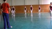 北京舞蹈学院芭蕾舞课6
