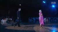 2011WSS麦克尔&乔安娜-表演伦巴舞