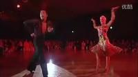 2011WSS麦克尔&乔安娜-表演恰恰舞