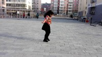 林星宇广场舞 等你等了那么久