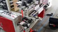 HSR-800X2 Plastic Rolling bag making machine