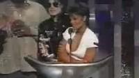 MJ - 95 MTV颁奖典礼获奖片段