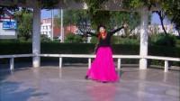 雨荷《新疆舞》