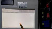 10C593桌台号编辑平板收银机