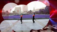 荆门向东桥广场舞  相恋