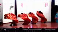 基督教福州永泰福音堂2014圣诞节晚会-开场歌舞-普世同庆