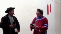 基督教福州永泰福音堂2014圣诞节晚会-快板书-老俩口传福音