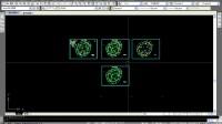 第三十八节  CAD图层的应用技巧之四如何隔离图层 技巧+_1