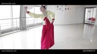 【单色舞蹈官方最新出品】朝鲜族平鼓舞-何丽莹 学跳朝鲜舞