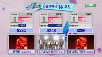 150621 ending  Inkigayo