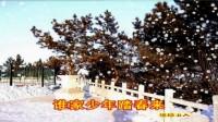 宝清县风景 雪意  清阳山人