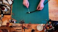 手工皮带制作