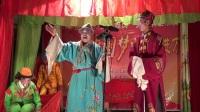 戏剧《媒人婆上轿》02:苍梧县木双镇天平灵景村演出。