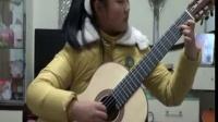泰雷加练习曲1号 邹婧11岁