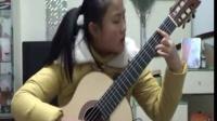 泰雷加练习曲2号 邹婧11岁