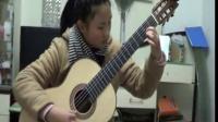 泰雷加练习曲3号 邹婧11岁