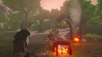 任天堂N Switch游戏《塞尔达传说:荒野之息》你能在游戏里做任何事