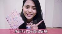 台湾YURI媺蒂 接睫毛专用清洁小物(分享篇)_PIKKA PIKKA 日本细纤维毛孔洁颜布