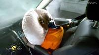 Euro NCAP Crash Test of Land Rover Discovery