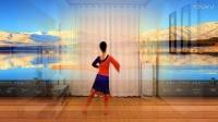 蝶恋原创编舞:藏族舞-献给卓玛的歌,正反面演示附分解教学