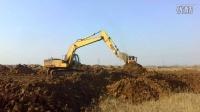 挖掘机工作视频 (4)
