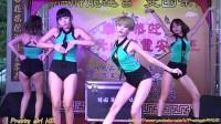 雪克杯杯舞團 ●New Thang - Redfoo ● 2016萬華大拜拜 [4K, 3840x2160]