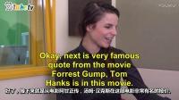 每周与阿丽莎解说电影英语单词,短语