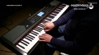 【键盘堂】KORG HAVIAN-30 电钢编曲键盘综合节奏与音色试听