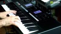 【键盘堂】Roland EA7 VS Korg PA-600 VS CASIO MZ-X500 音色节奏对比试听_3