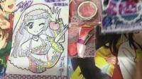 偶像活动宣传玫的食玩~自制手绘